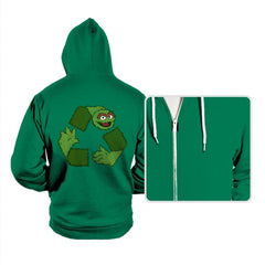 Oscar de Recycle - Hoodies - Hoodies - RIPT Apparel
