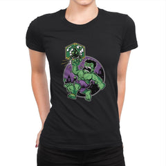 Super Smash Bricks - Womens Premium - T-Shirts - RIPT Apparel
