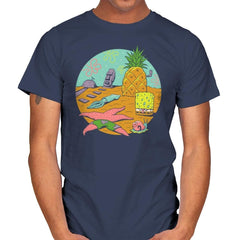 Nautical Nonsense - Mens - T-Shirts - RIPT Apparel