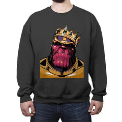 Notorious Titan - Crew Neck Sweatshirt - Crew Neck Sweatshirt - RIPT Apparel