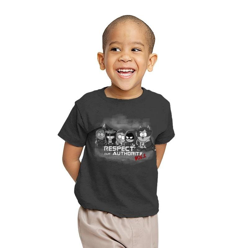 Guardians of Authority  - Youth - T-Shirts - RIPT Apparel