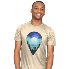 Pin Your Destination - Mens - T-Shirts - RIPT Apparel
