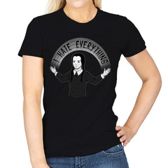 As long as we Hate Everything - Womens - T-Shirts - RIPT Apparel