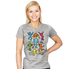 Rick Haring - Womens - T-Shirts - RIPT Apparel