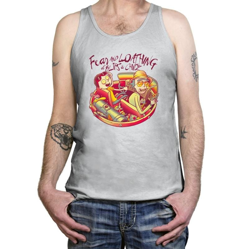 Fear and Loathing at Blips & Chitz - Tanktop - Tanktop - RIPT Apparel