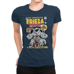 The Unmerciful Frieza - Best Seller - Womens Premium - T-Shirts - RIPT Apparel