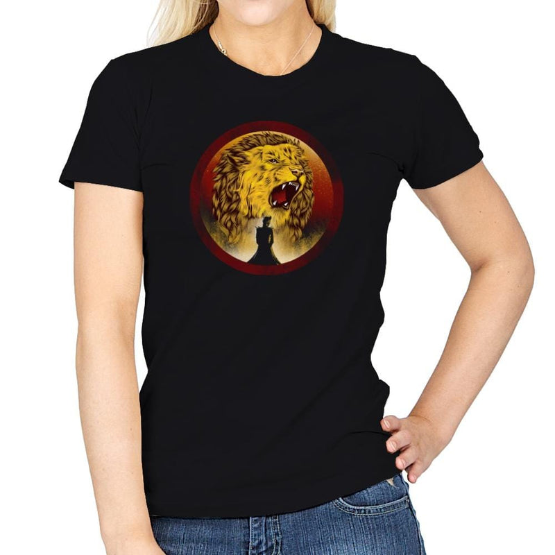 The Queen Regent - Game of Shirts - Womens - T-Shirts - RIPT Apparel