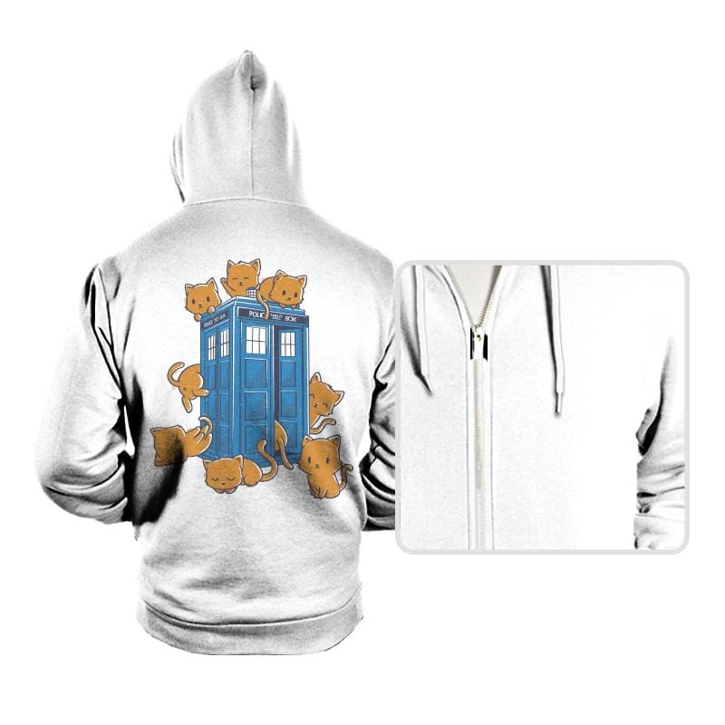 Cat Cabin - Hoodies - Hoodies - RIPT Apparel