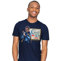 Lando's Cloud 45 - Mens - T-Shirts - RIPT Apparel