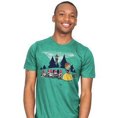 Mabel and the Seven Gnomes Exclusive - Mens - T-Shirts - RIPT Apparel