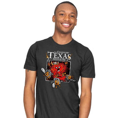 The Chainsaw Texas Massacre Exclusive - Mens - T-Shirts - RIPT Apparel