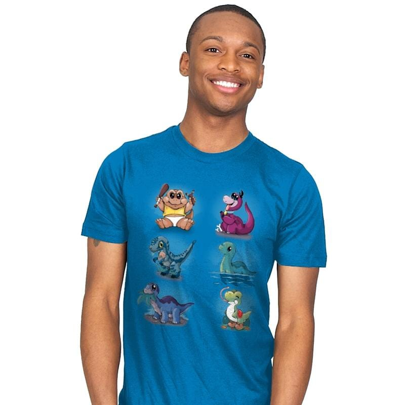 NerDinosaur - Mens - T-Shirts - RIPT Apparel