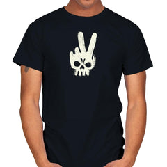 Skull Hand - Mens - T-Shirts - RIPT Apparel