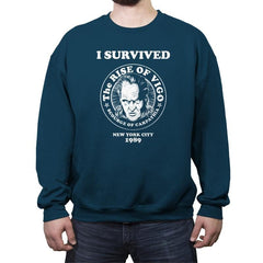 Surviving Vigo - Crew Neck Sweatshirt - Crew Neck Sweatshirt - RIPT Apparel