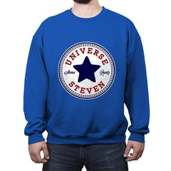 Universe S. - Crew Neck Sweatshirt - Crew Neck Sweatshirt - RIPT Apparel