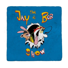 The Jay & Bob show - Coasters - Coasters - RIPT Apparel