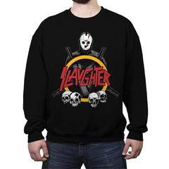 Slaughter Exclusive - Crew Neck Sweatshirt - Crew Neck Sweatshirt - RIPT Apparel