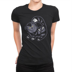 Mad Cat - Womens Premium - T-Shirts - RIPT Apparel