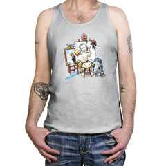 Luke Rockwell Exclusive - Tanktop - Tanktop - RIPT Apparel