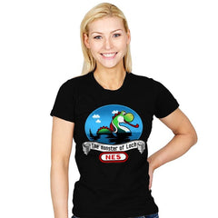 The Monster of Loch NES - Womens - T-Shirts - RIPT Apparel