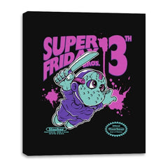 Super Friday Bros - Anytime - Canvas Wraps - Canvas Wraps - RIPT Apparel