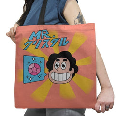 Mr. Crystal Exclusive - Tote Bag - Tote Bag - RIPT Apparel