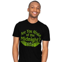 Are you afraid of the Midnight? - Mens - T-Shirts - RIPT Apparel