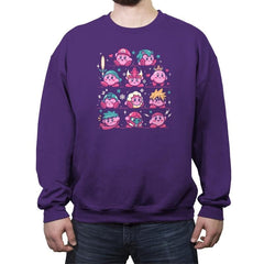 Pink Warriors - Crew Neck Sweatshirt - Crew Neck Sweatshirt - RIPT Apparel