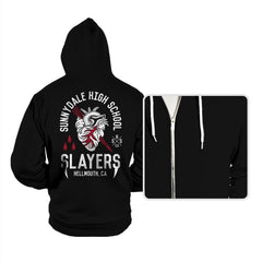 Sunnydale Slayers - Hoodies - Hoodies - RIPT Apparel