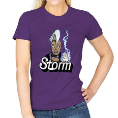 Stormie - Womens - T-Shirts - RIPT Apparel