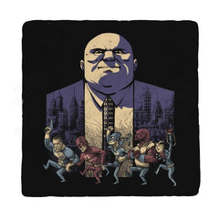 Where The Wild Heroes Are - Coasters - Coasters - RIPT Apparel