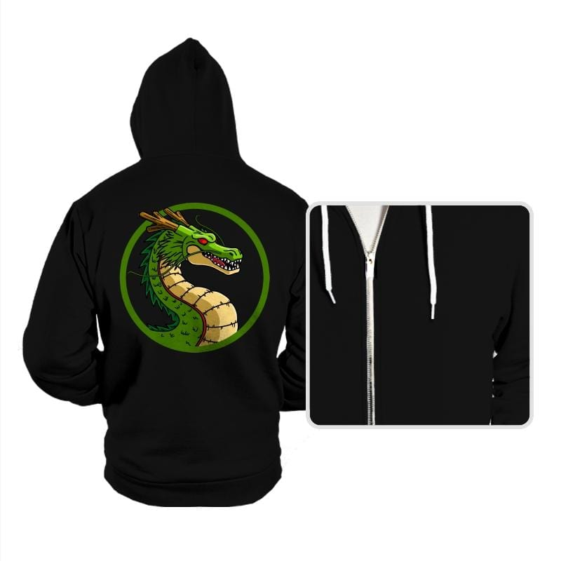 Immortal Shenron - Hoodies - Hoodies - RIPT Apparel