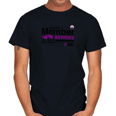 Organic Member Berries - Mens - T-Shirts - RIPT Apparel