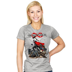 God Of Thor - Womens - T-Shirts - RIPT Apparel