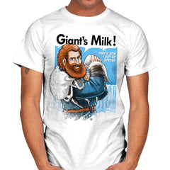 Giant's Milk! - Mens - T-Shirts - RIPT Apparel