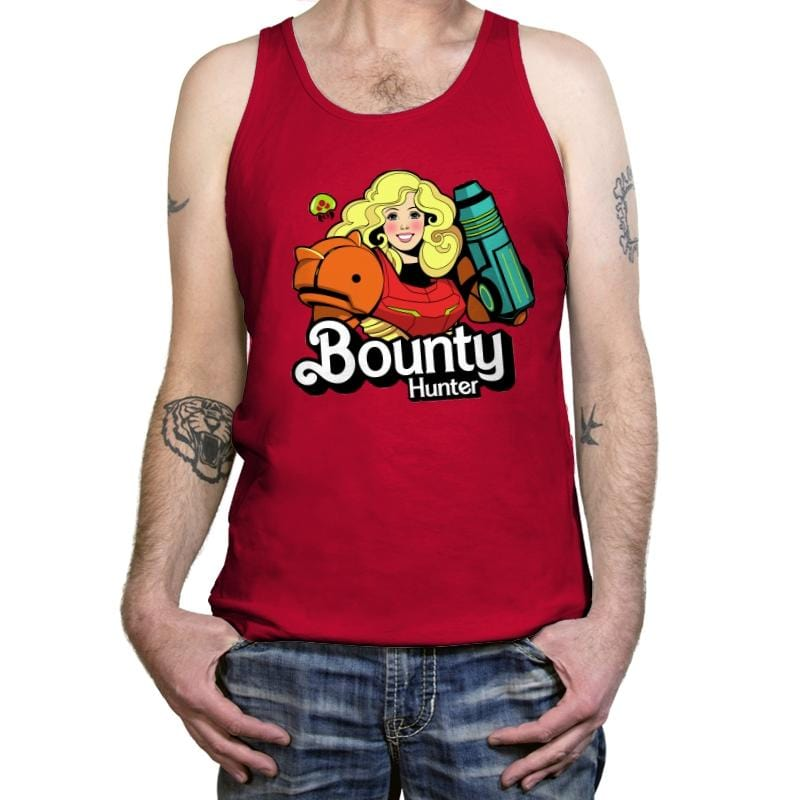 Bounty Hunter - Tanktop - Tanktop - RIPT Apparel