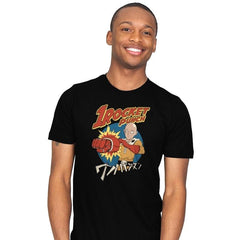 One Rocket Punch - Mens - T-Shirts - RIPT Apparel