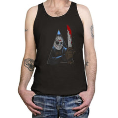 A Clockwork Slasher - Tanktop - Tanktop - RIPT Apparel