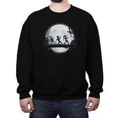 Future Matata - Crew Neck Sweatshirt - Crew Neck Sweatshirt - RIPT Apparel