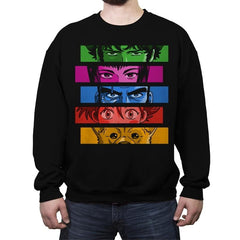 Too Good, Too Bad - Crew Neck Sweatshirt - Crew Neck Sweatshirt - RIPT Apparel