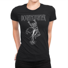 Bounty Hunter - Womens Premium - T-Shirts - RIPT Apparel
