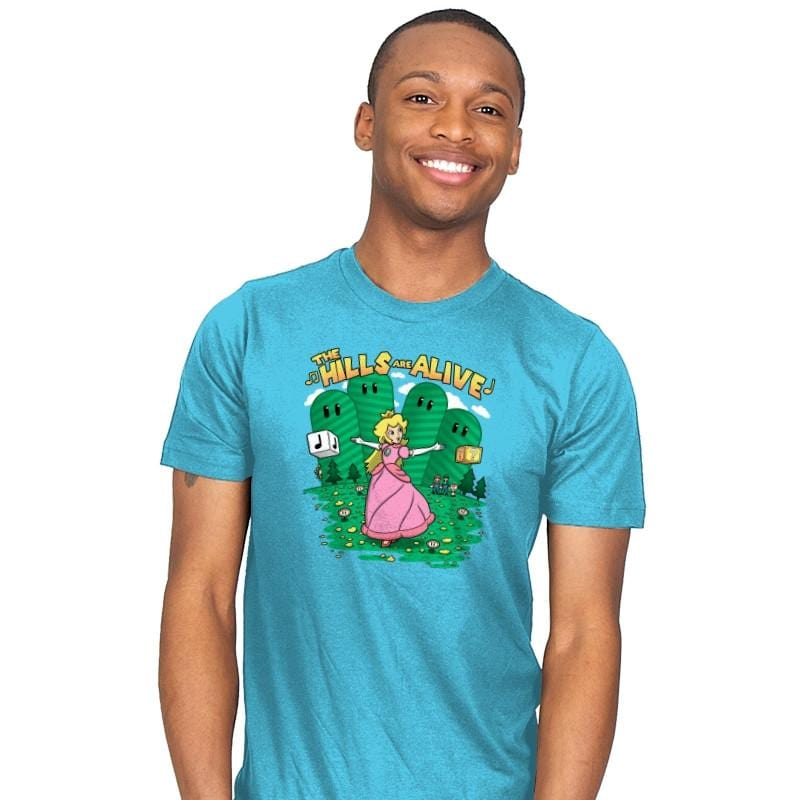 The Hills Are Alive Exclusive - Mens - T-Shirts - RIPT Apparel