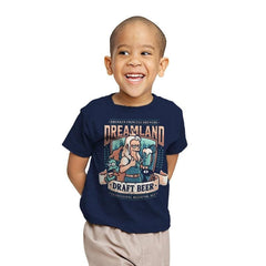 Dreamland Draft - Youth - T-Shirts - RIPT Apparel