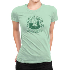 Science Camp Exclusive - Womens Premium - T-Shirts - RIPT Apparel