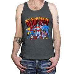 90's Super Friends - Anytime - Tanktop - Tanktop - RIPT Apparel