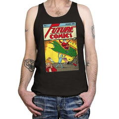 Future Comics 1 - Tanktop - Tanktop - RIPT Apparel