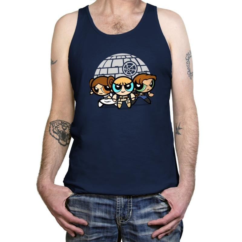 The Starpuff Rebels - Tanktop - Tanktop - RIPT Apparel
