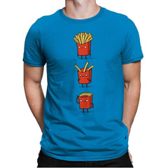 Fry Loss - Mens Premium - T-Shirts - RIPT Apparel