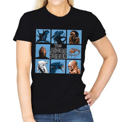 The Aliens Bunch - Womens - T-Shirts - RIPT Apparel