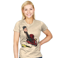 C&DP - Womens - T-Shirts - RIPT Apparel
